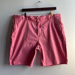 Pink Vineyard Vines Size 40 Breaker Shorts